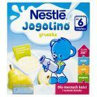 Nestlé Jogolino gruszka Deserek po 6 miesiącu 400 g (4 sztuki)