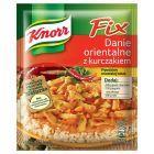 Knorr Fix Danie orientalne z kurczakiem 48 g