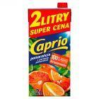 Caprio pomarańcza z czerwoną pomarańczą Napój 2 l
