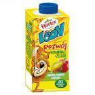 Hortex Leon Jabłka mango gruszki Napój wieloowocowy 200 ml