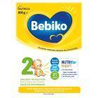 Bebiko 2 Mleko następne dla niemowląt powyżej 6. miesiąca życia 800 g