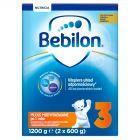 Bebilon 3 Pronutra-Advance Mleko modyfikowane po 1. roku życia 1200 g (2 x 600 g)
