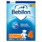 Bebilon Junior 4 z Pronutra+ Mleko modyfikowane powyżej 2. roku życia 1200 g (2 sztuki)