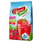 Ekland Junior Herbatka o smaku malinowo-truskawkowym 250 g
