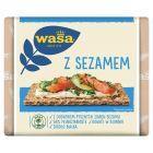 Wasa Delikatess Sesam Pieczywo chrupkie z sezamem 220 g