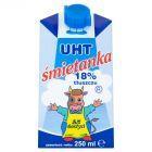 SM Gostyń Śmietanka gostyńska 18% 250 ml