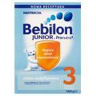 Bebilon Junior 3 z Pronutra+ Mleko modyfikowane powyżej 1. roku życia 1200 g (2 sztuki)