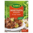 Kamis Marynata korzenna do mięs i drobiu Mieszanka przyprawowa 20 g
