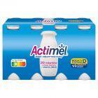 Danone Actimel Mleko fermentowane o smaku klasycznym 800 g (8 x 100 g)