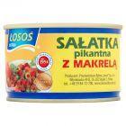 Łosoś Ustka Sałatka pikantna z makrelą 170 g