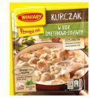Winiary Pomysł na... Kurczaka w sosie śmietanowo-ziołowym 30 g