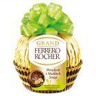 Ferrero Rocher Grand Figurka z mlecznej czekolady i chrupiący wafelek z nadzieniem 125 g