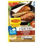 Winiary Pomysł na... Soczystą pierś kurczaka w suszonych pomidorach z bazylią 24,4 g