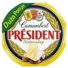 Président Camembert Naturalny Ser 170 g