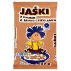 Chaber Jaśki z kremem o smaku czekoladowym Danie śniadaniowe 150 g