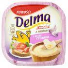 Delma Extra z masłem i nutką czosnku Margaryna 450 g