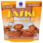 Chaber Jaśki z kremem o smaku toffi Poduszeczki śniadaniowe 150 g