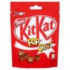 KitKat Pop Choc Kruchy wafelek w mlecznej czekoladzie 140 g