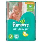 Pampers Active Baby-Dry rozmiar 6 (Extra Large), 24 pieluszki