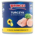Princes Tuńczyk w kawałkach w oleju słonecznikowym 400 g