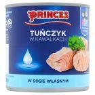 Princes Tuńczyk w kawałkach w sosie własnym 400 g