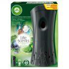 Air Wick Life Scents Odświeżacz powietrza i wkład deszczowa świeżość lasów Amazonii 250 ml