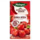Herbapol Herbaciany Ogród Dzika róża Herbatka owocowo-ziołowa 70 g (20 saszetek)