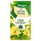 Herbapol Zielnik Polski Herbatka ziołowa lipa 30 g (20 x 1,5 g)