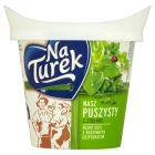 NaTurek Nasz Puszysty z ziołami Serek twarogowy 140 g