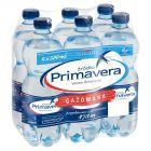 Primavera Woda źródlana gazowana 6 x 500 ml