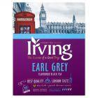 Irving Earl Grey Herbata czarna aromatyzowana 150 g (100 torebek)