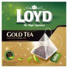 Loyd Gold Tea Herbata czarna 100 g (50 torebek)