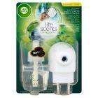 Air Wick Life Scents Wtyczka elektryczna i wkład o zapachu deszczowej świeżości lasów Amazonii 19 ml
