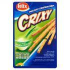 Felix Crixy Paluszki krakersowe zielona cebulka 85 g