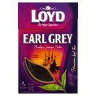 Loyd Earl Grey Herbata czarna aromatyzowana liściasta łamana 100 g