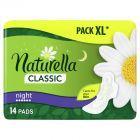 Naturella Classic Night Camomile Podpaski x14
