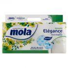 Mola Elégance Płatki Jaśminu Papier toaletowy 8 rolek