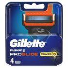 Gillette Fusion5 ProGlide Ostrza wymienne do maszynki x 4