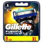 Gillette Fusion ProGlide Ostrza wymienne do maszynki do golenia dla mężczyzn, 8 sztuk