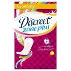 Discreet Zone Plus Normal wkładki higieniczne 50 sztuk