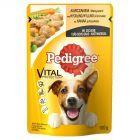 Pedigree Vital Protection Karma pełnoporcjowa z kurczakiem i warzywami w sosie 100 g