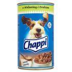 Chappi z wołowiną i drobiem Karma pełnoporcjowa 1200 g