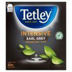Tetley Intensive Earl Grey Herbata czarna aromatyzowana 200 g (100 torebek)