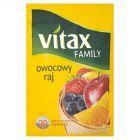 Vitax Family owocowy raj Herbata owocowo-ziołowa 40 g (20 torebek)