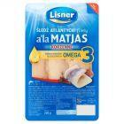 Lisner Śledź atlantycki filety a'la Matjas korzenne 220 g