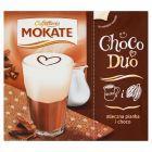 Mokate Caffetteria Choco Duo Napój czekoladowy w proszku 45 g