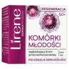 Lirene Komórkowa Regeneracja 50+ Wygładzający krem przeciwzmarszczkowy na dzień i noc 50 ml