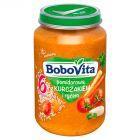 BoboVita Pomidorowa z kurczakiem i ryżem po 6 miesiącu 190 g