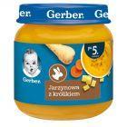 Gerber Jarzynowa z królikiem po 5 miesiącu 125 g