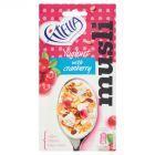 Fitella Musli chrupkie jogurtowe z żurawiną 50 g